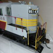 Athearn Genesis Ho Cpr Gp9 Phase 1, Dcc With Sound, Oop, Nib, Hard To Find