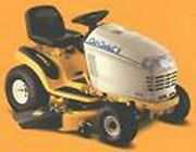 Cub Cadet 1515 And 1517 Parts, Service, Owners And Attachments Manuals Cd