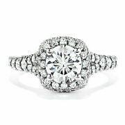 0.90 Ct Diamond Wedding Ring For Sale Solid 950 Platinum Rings Size 10 11 12