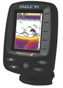 Eagle Fish Easy 350c Color Fish Finder Sonar Unit Complete Like Wow Lqqk