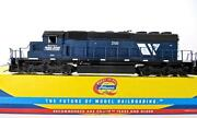Ho Athearn 95240 Montana Rail Link Sd40-2 Powered Diesel Dcc Ready New 277rx
