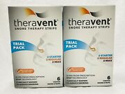Theravent Vented Snore Strips Trial Packs Collectibles Read Description
