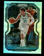 2020-21 Panini Prizm Silver Lamelo Ball Rookie Rc 278 Charlotte Hornets