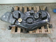 Oem Craftsman Complete 48 Mower Deck Assembly 180358 Fit 917275700 Lawn Tractor
