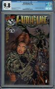 Cgc 9.8 Witchblade 10 1st Appearance And Cover Of The Darkness Turner Cover 1996