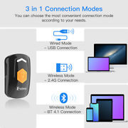 Eyoyo 2d 1d Usb Barcode Scanner Bluetooth Barcode Reader For Android Pc Tablet