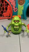 Kenner Ghostbusters Slimer With Proton Pack Htf/rare