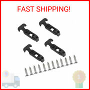 Creatyi 4 Pcs Rubber Flexible T-handle Draw Latches,for Tool Box,cooler, Gol …