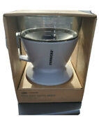 Starbucks-oxo Single Serve Auto-drip Pour-over Coffee Maker With Water Tank B5