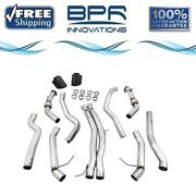 Awe Tuning 304 Ss Resonated Exhaust Track Edition For Audi Rs5 19 3015-33116
