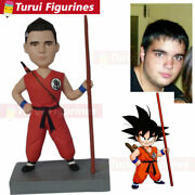 My Face Custom Bobbleheads Collectible Figurines Wukong Action Figure With Human