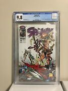Spawn 9 1st Appearance Of Medieval Spawn And Angela Cgc 9.8