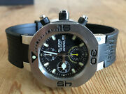 Watch - Clerc Cxx Scuba 250 Limited Edition - Automatic Chronograph 1 21/32in