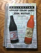 Collecting Applied Color Label Soda Bottles Book