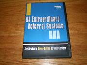 Jay Abraham 93 Extraordinary Referral Systems 5 Cd Set With Cd Workbook
