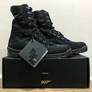 Danner Tanicus No Time To Die 007 James Bond Boots Size 10.5d Sold Out Nwt Black
