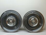 15 1960s-1970s Cadillac Hubcaps/ Fast Shipping