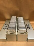 Ngc 1986-2020 American Silver Eagle Graded Ms69 + 2020 Burnished 36 Coin Set