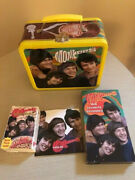 Vintage 1997 Rhino Monkees Lunchbox-all Original With Vhs Video Tape And Puzzle