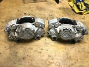 Pair Girling 16p Calipers, Off Triumph Gt6, Fit Tr6, Tr250, Tr4a