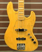 Atelier Z M245 Natural Used Ash Body Maple Neck Maple Fingerboard W/soft Case