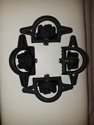 Toyota Tacoma Bed Rail Tie Down Cleats Set Of4 Used Oem 58461-04020-00 2005-2019