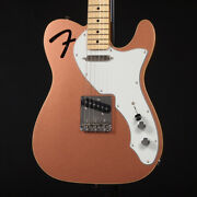 Fender Made In Japan Limited F-hole Telecaster Thinline Maple Fingerboard Penny