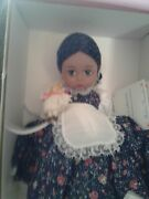 Madame Alexander 8''doll Little Collector Sdh African Americanmib Nrfb
