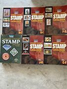 Scott Entire A-z Catalogue Set For Postage Stamp Collections 2007-2008 Books 6ea