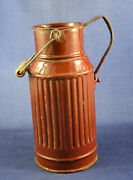 Post War Made Container For Soup Made From A Wehrmacht Wwii Gas Mask Can Rare