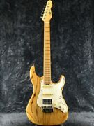 Used Esp Snapper-as -burner / Maple- 2013 Natural Free Shipping