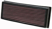 Kandampn Replacement Air Filter Vw F/i Cars 75-92