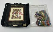 Dimensions Gold Collection Cross Stitch Elegant Tapestry 3793 Karen Avery 1995