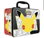 Pokemon Tcg Celebrations Collectors Chest Confirmed Pre Order