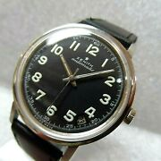 Vintage Zenith Military Dial Automatic Watch