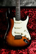 Used Fender American Original And03960s St Type 2020 3-color Sunburst Free Shipping