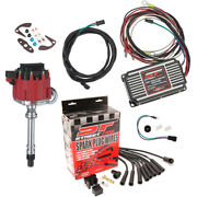 Msd 8362 Street Fire Chevy Hei Distributor Ignition Kit5520/5551