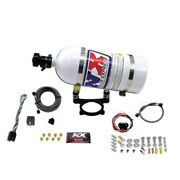 Nitrous Express 11-15 Ford Mustang Gt 5.0l Coyote 4 Valve Nitrous Plate Kit