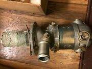 Rare Wwii Thompson Aircraft Fuel Booster Pump From 1944 Model No Tfd-12000-1