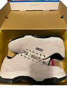 Soap Shoes Clean White Size 12 Vintage In The Box Slightly Worn With Key