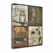 Tangletown Decoy By Anita Phillips Giclee On Gallery Wrap Canvas Sbap2029-2020c