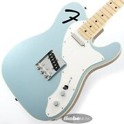 Fender Made In Japan Limited F-hole Telecaster Thinline Mystic Ice Blue