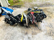 Complete Mercruiser Engine With Outdrive
