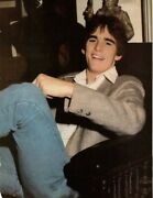 Matt Dillon Relaxed Pinup John Stamos Full House Portrait Picture Clippings