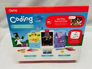 Osmo Coding Starter Kit For Ipad 3 Learning Games Toy - New
