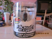New Spin Master Air Hogs Rc Hawk Eye Video Camera Helicopter