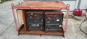 2 Lincoln Electric Idealarc Dc-600 Multiprocess Welder