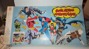 Comic Action Heroes Game Vintage Von Denys Fisher