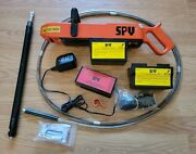 Spy Holiday Detector 785 Pipeline Inspection Kit With Case