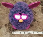 2012 Hasbro Furby Vodoo Purple / Pink Interactive Electronic Talking Toy Works